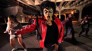michael jackson halloween costume michael jackson thriller tribute youtube