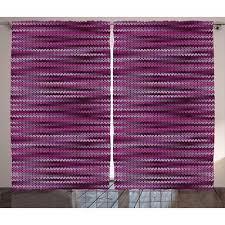 Magenta Curtain Panels Magenta Curtains Wayfair Ca