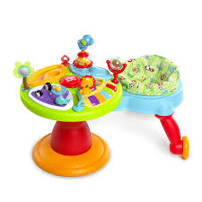 infant activity table toy amazon com bright starts around we go 3 in 1 activity center
