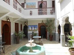 gerance chambre d hotes location gérance riad 5 chambres médina marrakech agence