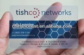 Clear Business Cards Canada New Clear Plastic Card Printing Buy Plastic Card Clear Plastic