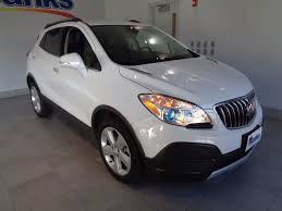 buick encore 2016 used buick encore awd at banks chevy serving manchester nh
