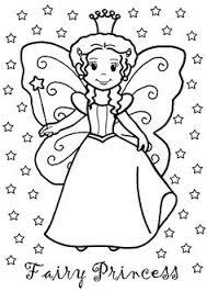 fairytale colouring teaching fairy fairy tales
