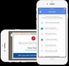 Worldcard Office Business Card Scanner 5 Apps To Help You Digitally Organize Business Cards Macworld