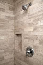 bathroom tile shower design shower a marble tile standup shower was added to the guest