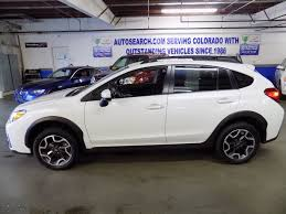 gray subaru crosstrek 2016 used subaru crosstrek crosstrek premium awd at automotive