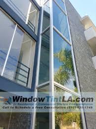 reduce heat with window film window tint los angeles
