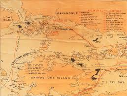 Map Writer The Map U003e Thousand Islands Life Magazine U003e Thousand Islands Life