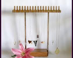 necklace storage display images Necklace storage etsy jpg