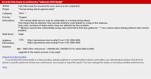 hackerproof vulnerability report hackerguardian scan reports