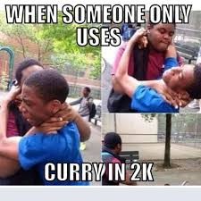 Curry Memes - only using curry in 2k memes viralfudge viralfudge