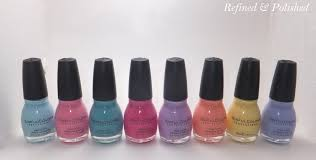 sinful colors sugar rush collection giveaway refined and polished