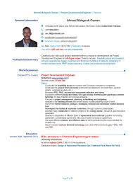 Business Process Engineer 0506345871 Resume Project Development Engineer