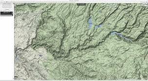 Map Of California Fires Landsat 8 Images Of The Rim Fire In California Cimss Satellite Blog