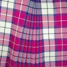 pink tartan pink bonnie tartan