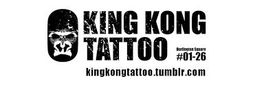 king kong tattoo home facebook