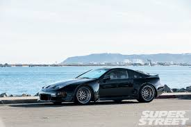 nissan 300zx 1995 nissan 300zx twin turbo super street magazine