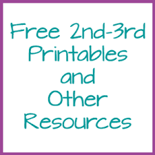 2 3 free library printables online games and more elementary