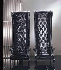 Black Leather Armchairs Best 25 High Back Armchair Ideas On Pinterest Sofa Bench Lady