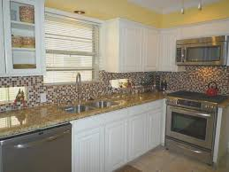 tiles backsplash awesome yellow kitchen backsplash good home