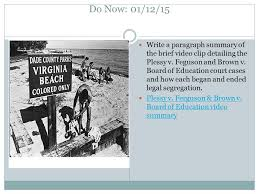 Brown v  Board of Education   Black History   HISTORY com Sign  White waiting room
