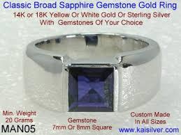 sapphire rings ebay images Man sapphire rings high end sapphire men 39 s rings jpg