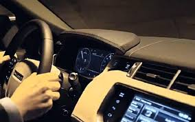 vintage range rover interior glimpse inside the 2014 range rover sport in new teaser video