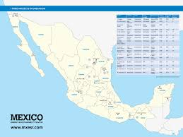 Zacatecas Mexico Map by Mexico Wind Farm Engaging Indigenous Eniday