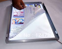 light boxes for photography display aluminum illuminated lightbox for photography wall mounted led