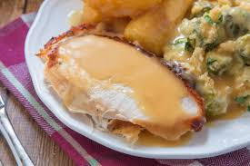 turkey gravy base easy make ahead turkey gravy recipe genius kitchen