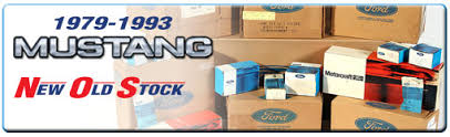 nos ford mustang parts blowout