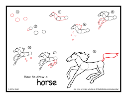horse colouring pages for kids at drawing vladimirnews me