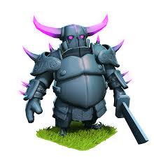 clash of clans wallpaper 23 p e k k a character design pinterest comic wallpaper and