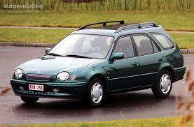 1995 toyota corolla station wagon toyota corolla wagon specs 1997 1998 1999 2000 autoevolution