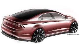 volkswagen china volkswagen new midsize coupe concept touareg in china motor trend