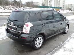 2009 Toyota Corolla Verso Photos 1 8 Gasoline Ff Automatic For