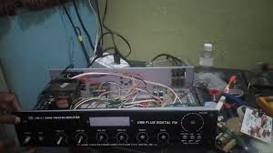 home theater subwoofer amp how to make home made 5 1 channel home theatre amplifier with