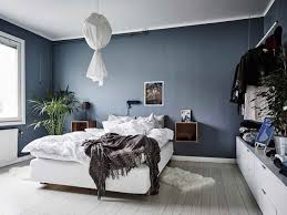 Schlafzimmer Wand Blau Haus Renovierung Mit Modernem Innenarchitektur Schlafzimmer Blau