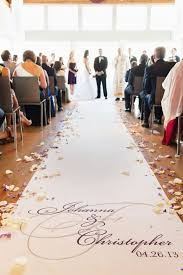 aisle runners best 25 wedding aisle runners ideas on aisle runners