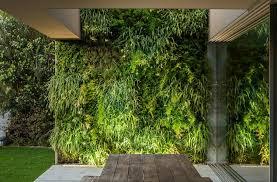 vertical gardens vertical garden design villa cascais