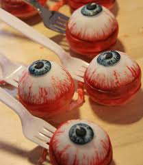 zombie mouth cupcake perfect recipe to celebrate halloween