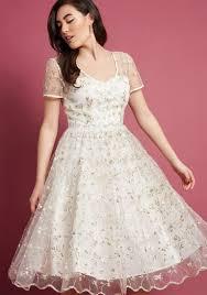 unique wedding dresses unique chic wedding dresses modcloth