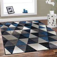 Area Rug Blue Royal Blue Area Rug Carpet Texture Pattern Beige Tileable