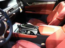 lexus rx red interior my new 2013 gs 350 f sport clublexus lexus forum discussion