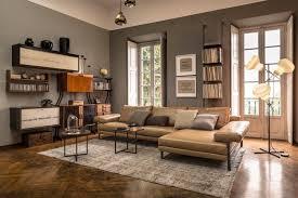 canape angle cuir marron design interieur canapé angle cuir marron clair salon élégant