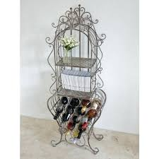 Free Standing Shelf Plans by Freestanding Wine Rack U2013 Abce Us