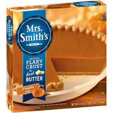 Keeping Pumpkin Pie Crust Getting Soggy by Mrs Smith U0027s Original Flaky Crust Pumpkin Pie 37 Oz Box