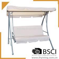 3 Seater Garden Swing Chair Garden Swing Chair Bed Swing Bed Free Stand Swing Hammock 3