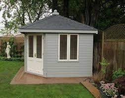 Summer House In Garden - weybourne summerhouse in berkshire free delivery u0026 installation