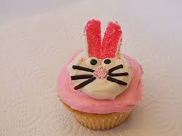 Decorate Easter Bunny Cupcakes by How To Make Easter Bunny Cupcakes Recipegirl